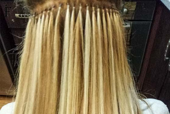 Techniques of Balayage the hair