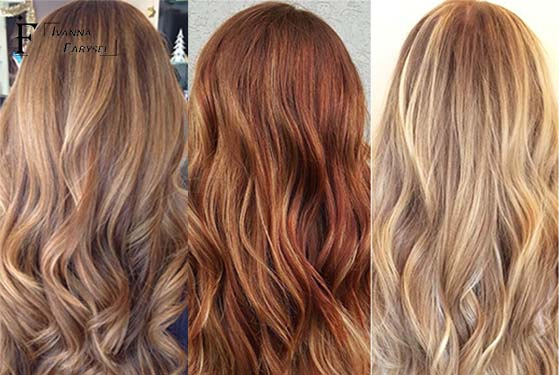 Nude hair color