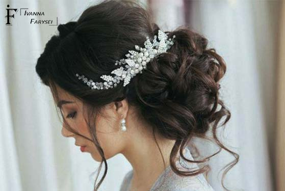 Photo Hairstyles for brides