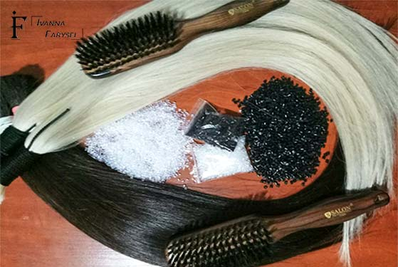 Hair extension technology