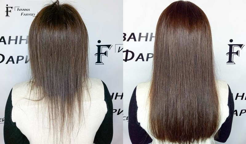 Hair extensions in kyiv on moderate prices ivanna farysei chocolate hair color pmusecretfo Image collections